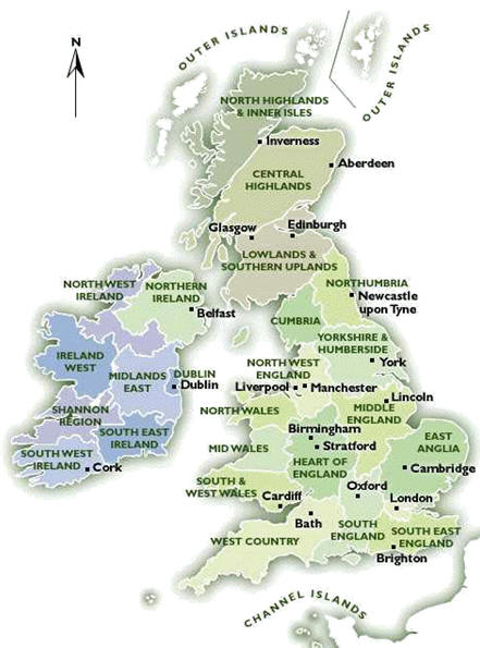 La Cartina Geografica Della Gran Bretagna.Mappa Amministrativa Del Regno Unito Mappa Amministrativa Della Gran Bretagna